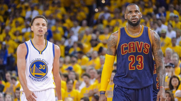 Golden State Warriors vs Cleveland Cavaliers, 2015 NBA Finals